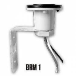Base p/rele elétrico  BRM1 ILUMATIC