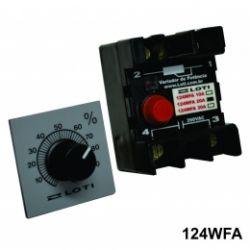 Variador de Potencia Loti 124WFA20A + Pot. 220k
