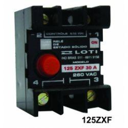 Rele de Estado Solido Loti 125ZXF10A C/Fusivel