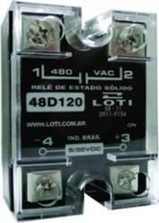 Rele estado sólido Loti 80A 48D80