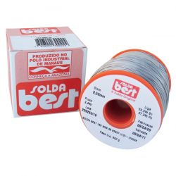 Solda best rolo 63X37 500GR 0,8MM