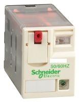 Rele schneider RXM2AB1MD 220VCC 2REV. 6AMP
