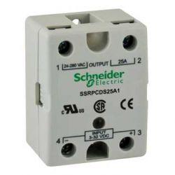 Relé de estado sólido SSRRP8S50A1 entrada 4-32VDC saida 24-280VAC 50A