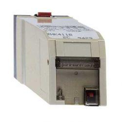 Relé de ligação - Zelio C/Memoria RHK412G  Schneider - bloqueio - 4 F/A - 125 V CC - 5 A