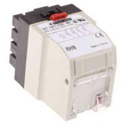 Relé de ligação - Zelio C/Memoria RHN412G  Schneider - bloqueio - 4 F/A - 125VCC - 5 A