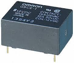 Rele de Potencia Omron G5CE-1 DC12V CI