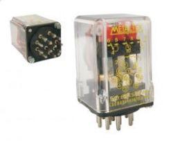 Rele metaltex especial OP2RCTR400 8 a 18vcc  400 Ohms 8Pinos