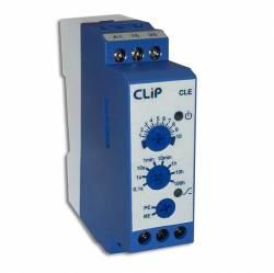 Rele Clip Temporizador RET.DIG.CLE-2R  0,1 SEG.100HRS 12AC/DC
