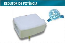 Redutor de Potência 127v 500wats P/liquidificador, furadeira, ventilador de mesa, coluna e outros.