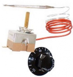 Termostato Capilar VC-SK51   50-320ºC 32A 250V