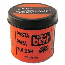 Pasta P/Solda Best 110GRS