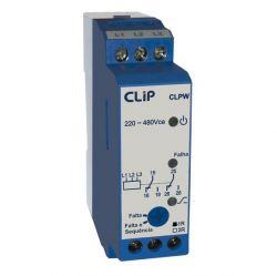 Monitor Clip Falta e Sequencia de fase CLPW 220-480V