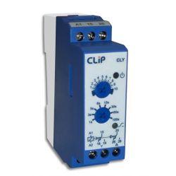 Rele Temporizador ESTRELA TRIANGULO CLIP  CLY  100 SEG. 24-242VAC/VCC