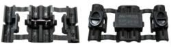 Conector de emenda-derivação ET-04P   02mm a 0,5mm