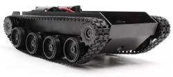 Plataforma robótica chassis Chassi Para Robô Esteira Tanque / Robótica