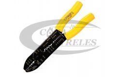 Alicate Multiuso Eletricista P/ Crimpar terminais pré isolados  84-223 Stanley