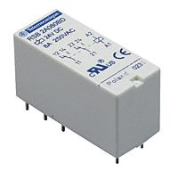 Rele Int.2Rev.RSB2A080B7 24VAC 8A
