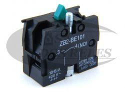 Bloco Auxiliar P/botoeiras ZB2-BE101 1A 1NA