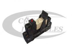 Relé interface MKB 1 contato reversor 16A 250 Vca - Bobina 24Vcc