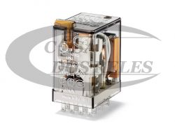 Rele finder p/solda 5534.8125.0040 120 VAC