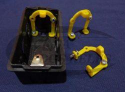 Reparo de Caixa de Luz Kit 3 pçs REP-4X2