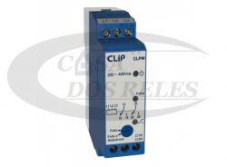 Monitor Clip Falta e Sequencia de fase CLPW com Neutro 220-480V