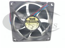 Mini Ventilador DFS922512MN2  92x92x25 12v  C/Bucha