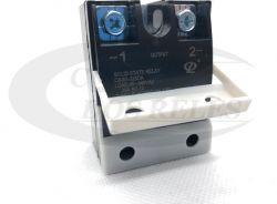 Rele de Estado Solido QSSR-3 25A 3-32VDC 440VAC