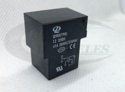 Rele Q90F (T90)  40A 12VCC 1REV.