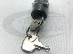 Chave Seletora AS6-2K 16mm 2 Posições com chave