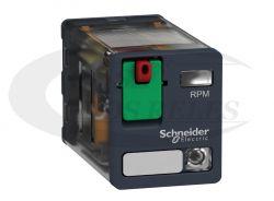 Rele de Potencia RPM22F7 120 VCC  15A 2REV. Com Led