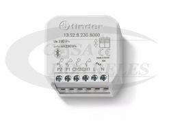 Relé para Persianas Elétricas 13.S2.8230.B000 Bluetooth Branco - 230Vac Global