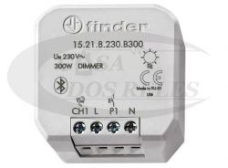 Rele Dimmer 15.21.8230.B300 200w Bluetooth Branco - 230Vac Global