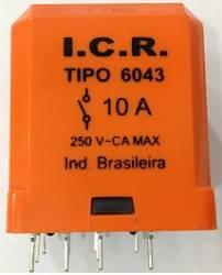 Rele ICR 6043.8220 10A 220VAC