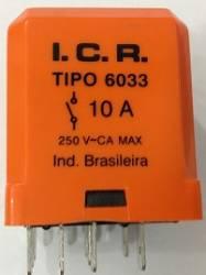 Rele ICR 6033.8024 10A 24VAC