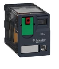 Rele schneider RXM2AB2E7 48VAC 2REV.12AMP C/LED