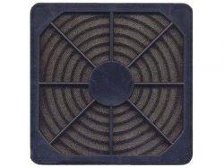 Filtro Preto Sobrepor P/Micro ventilador 80x80 GRM8030