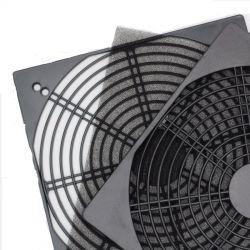 Filtro Preto Sobrepor P/Micro ventilador 120X120 GRM12030
