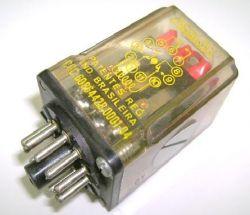 Rele Octal OP3RC6  12PINOS 3Rev. 110VCC Metaltex