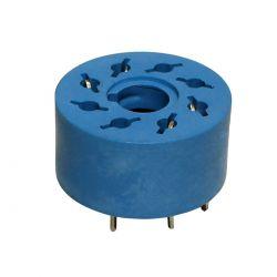Soquete  P/ circuito Imp. Finder Serie 9414 P/Rele 6012