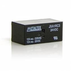 Rele circuito imp.  JXA1RC2 12VCC 12A METALTEX