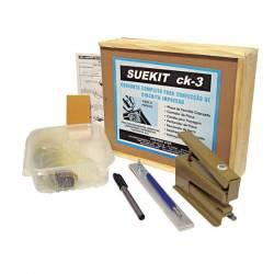 Laboratorio kit eletronica P/circuito impresso CK-3