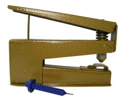 Perfurador P/ Pci Placa Circuito Impresso Fenolite Manual PP3
