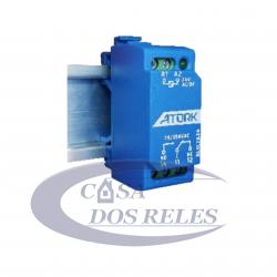 Rele Acoplador Interface 12  ou  24Vcc/Vac  127Vac  ou  220Vac 7Amp 1Rev. (RL1C7A)
