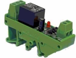 Acoplador a Rele AA1RF12V 10A/15A 1REV. 12VAC/VCC
