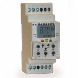 Progamador Clip (Timer 100-240VAC) Horario Digital Diário/Semanal CLB-40 100-240VAC