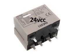 Rele de potencia OMRON G7L-2A-P-CB-DC24V CIRCUITO IMPRESSO