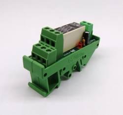 Acoplador a Rele CC2RF24V 8A 2REV. 24VAC/VCC