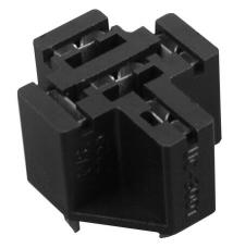 Soquete p/Rele Automotivo 4 e 5 pinos p/Circuito Impresso