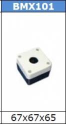 Caixa plastica  BMX101 - 1FURO